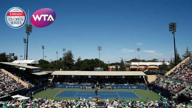 2016 Emirates Airline US Open Series - Bank of The West Classic (Championship)