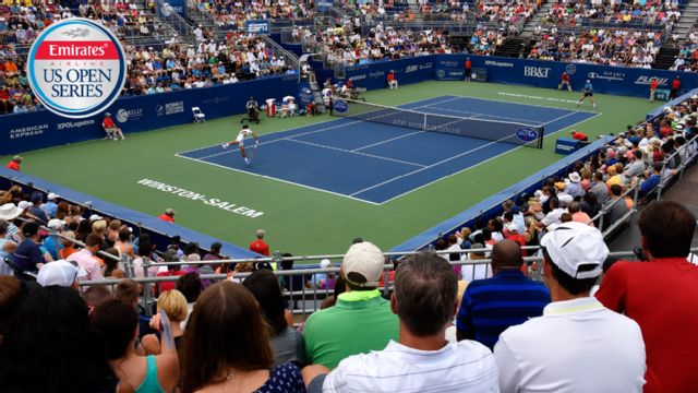 2016 Emirates Airline US Open Series - Winston-Salem Open (Second Round)