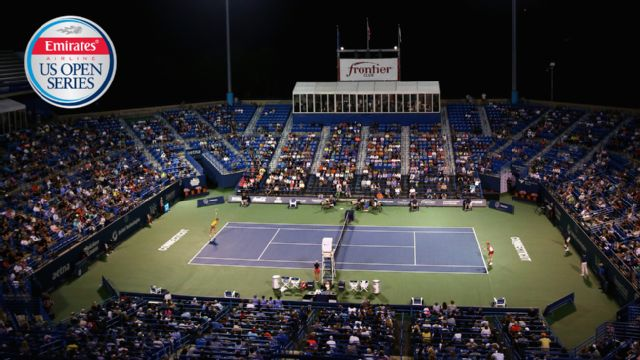2016 Emirates Airline US Open Series - Connecticut Open presented by United Technologies (Second Round)