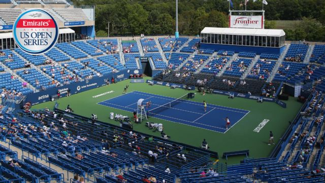 2016 Emirates Airline US Open Series - Connecticut Open presented by United Technologies (Semifinal #1)
