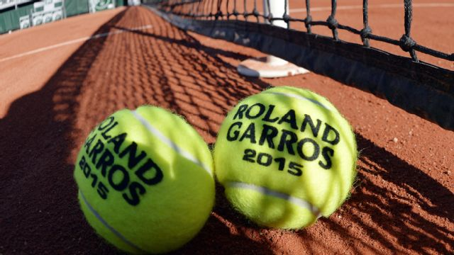 Roland Garros Tennis (First Round)