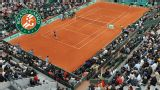 Court Suzanne Lenglen (Day 11) (Men's & Women's Quarterfinals)