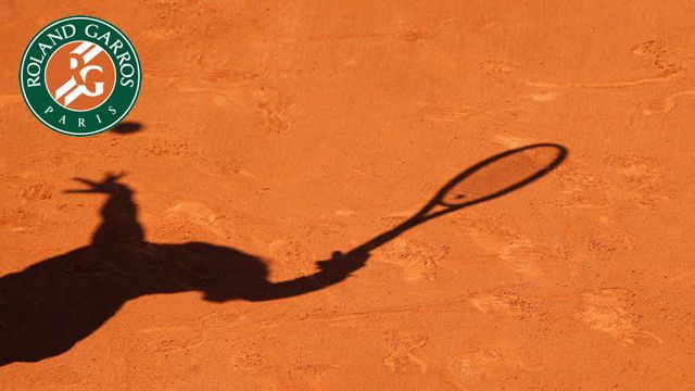 In Spanish - Roland Garros Tennis (First Round)