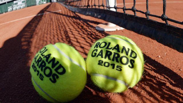 French Open 2015 (Women's Semifinals)