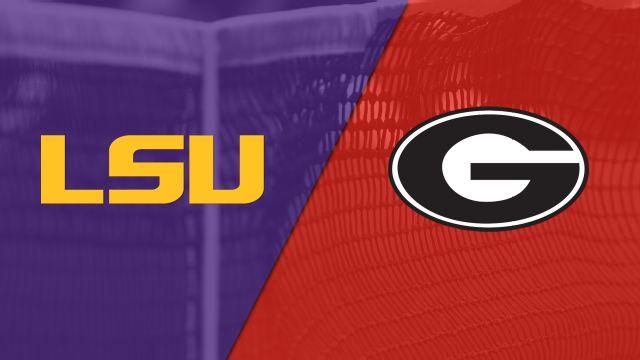 LSU vs. Georgia (M Tennis)