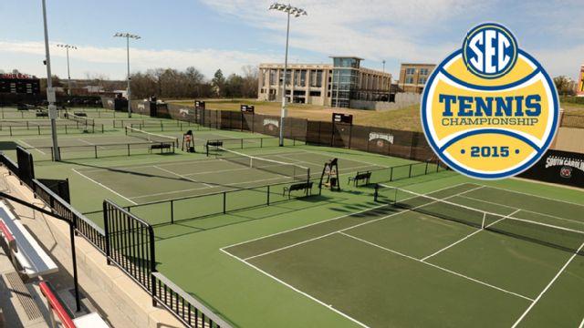 SEC Women's Tennis Championship (Semifinals) (W Tennis)