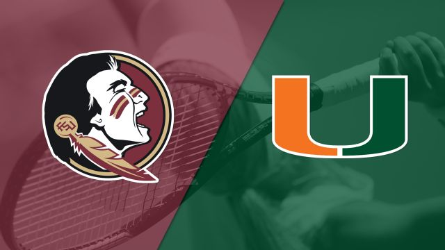 Florida State vs. Miami (W Tennis)