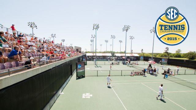 2015 SEC Men's Tennis Championship