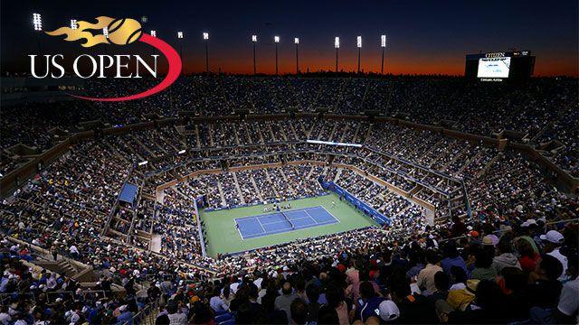 (17) R. Agut vs. (2) R. Federer (Arthur Ashe Stadium)