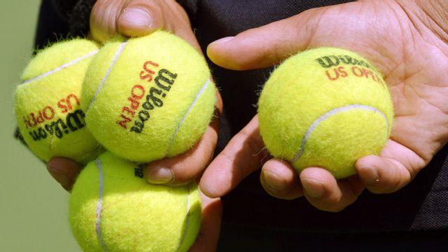 2015 US Open Draw