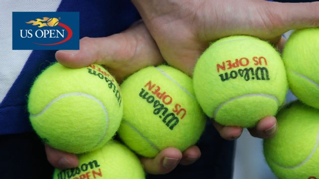 In Spanish - 2015 US Open en Espa�ol (First Round)