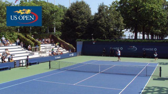 (26) F. Pennetta vs. J. Gajdosova (Court 10) (First Round)