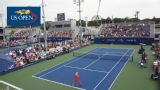 A. Krajicek vs. S. Giraldo Court 4 (Day 2) (First Round)