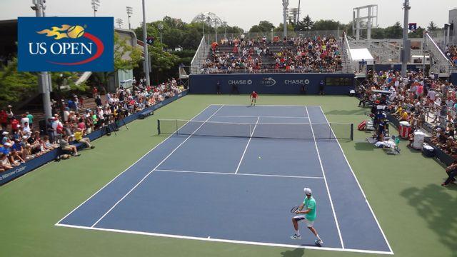 (29) P. Kohlschreiber vs. A. Zverev (Court 6) (First Round)