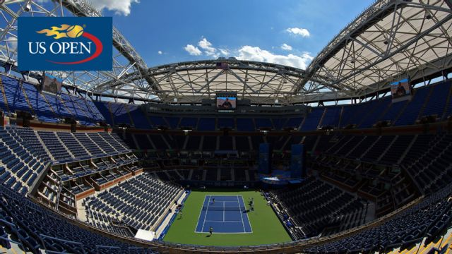 Arthur Ashe Stadium (Day 3) (Second Round)