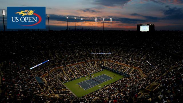 (1) N. Djokovic vs. A. Haider-Maurer (Arthur Ashe Stadium) (Second Round)