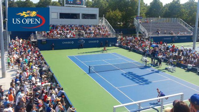 (18) A. Petkovic vs. E. Vesnina (Court 5) (Second Round)