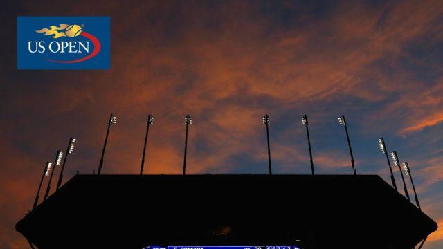 (32) F. Fognini vs. (8) R. Nadal - Arthur Ashe Stadium (Day 5 Night) (Third Round)