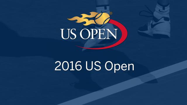 2016 US Open (First Round)