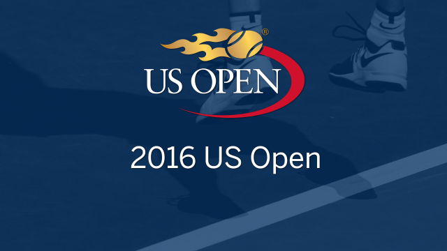 2016 US Open (First Round)