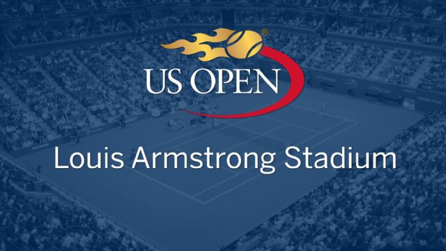 Louis Armstrong Stadium (First Round)