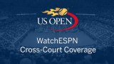 WatchESPN Cross-court Coverage (First Round)