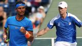 (4) R. Nadal vs. A. Seppi (Men's Second Round)