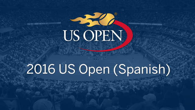 2016 US Open (Spanish) (Second Round)