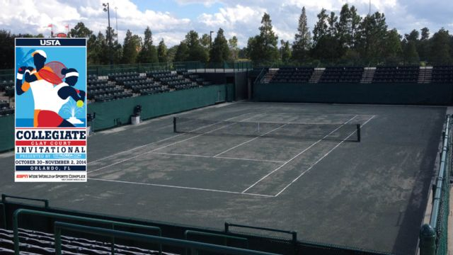 USTA Collegiate Clay Court Invitational Presented by VISIT FLORIDA