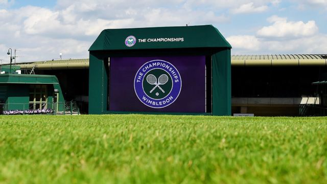 The Championships, Wimbledon 2015: Coverage pres. by Voya Financial (Gentlemen's Quarterfinals: Centre Court)