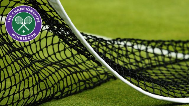 In Spanish - Samuel Groth (AUS) vs. Roger Federer (SUI) (Ruedas Preliminares - Dia #6)