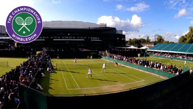 L. Davenport / M. Fernandez vs. T. Austin / H. Sukova (Court 18) (Doubles)