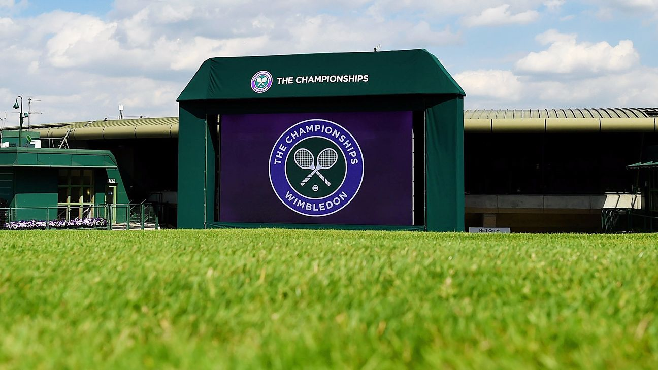 The Championships, Wimbledon 2016: Coverage pres. by Voya Financial (Early Round Coverage Day #5)