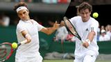 (3) R. Federer vs. G. Pella (Gentlemen's First Round)