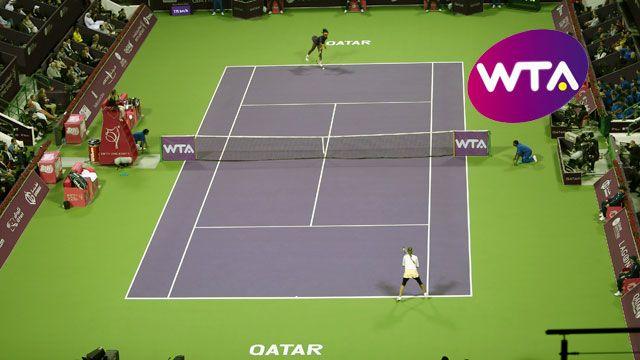 Qatar Total Open (Second Round)