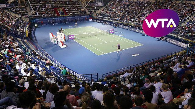 Dubai Duty Free Tennis Championships (Women's Quarterfinals #1 & #2)
