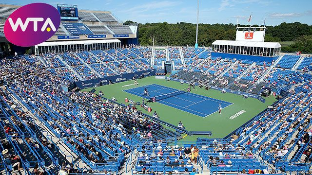 2014 Emirates Airline US Open Series - Connecticut Open presented by United Technologies (Quarterfinal)
