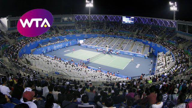 Dongfeng Motor Wuhan Open (Quarterfinals #3 & #4)