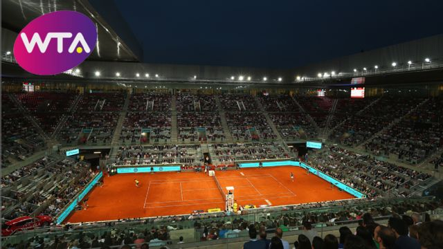 Mutua Madrid Open (Women's Quarterfinals #1 & #2)