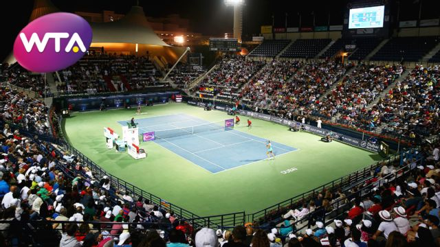Dubai Duty Free Tennis Championships (Second Round)
