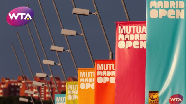 Mutua Madrid Open (Early Round Coverage)