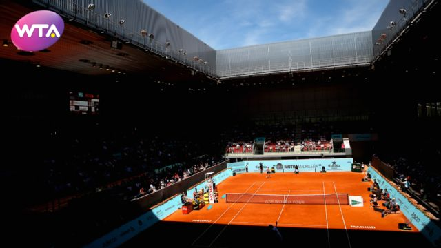 Mutua Madrid Open (Second Round)