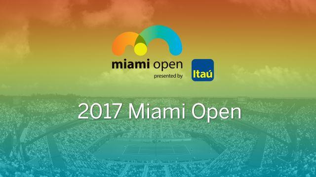 Miami Open (First Round)