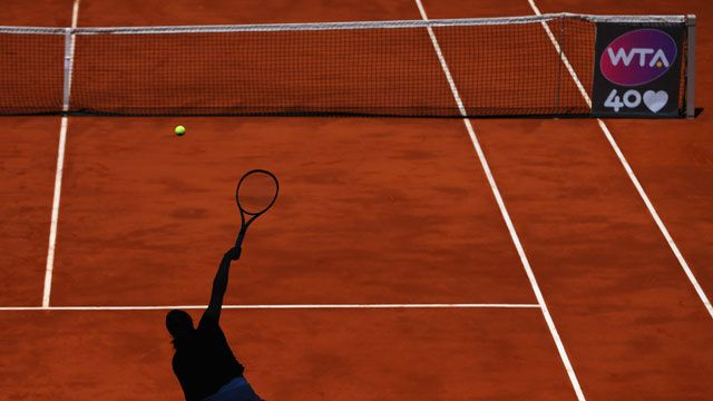 Mutua Madrid Open (Women's First Round)