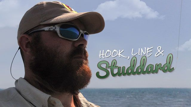 WIDE OPEN: HOOK, LINE AND STUDDARD