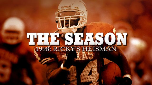 THE SEASON: RICKY'S HEISMAN