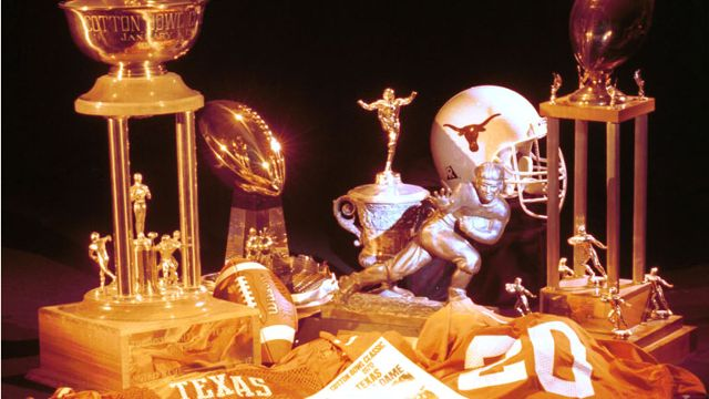 Longhorn Legends Living Room: 2005 National Championship