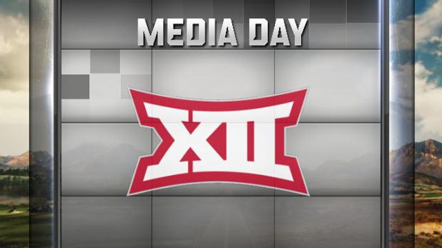 Big 12 Media Days Presented by Dr Pepper