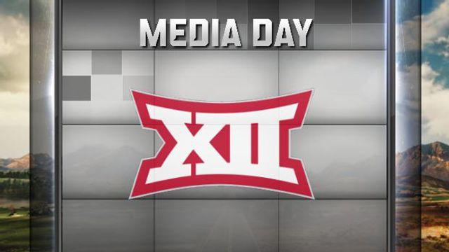 Big 12 Media Days