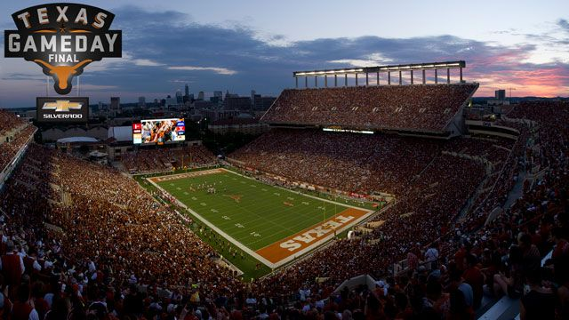 Texas GameDay Final Powered By Chevy Silverado - 4/19/2014
